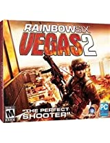 Brand New Rainbow Six Vegas 2 Jc (Rated: M) (Works With: WIN XP VISTA)