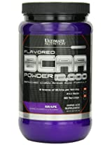 Ultimate Nutrition BCAA 12000 Powder- 457 grams - Grape