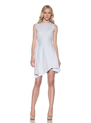 Preen Women's Foil Dress (Pearl Blue)