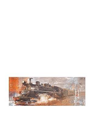 PlatinArt Cuadro Industrial Motion 30 x 80