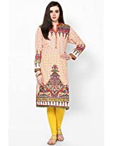 Cotton Multi Color Kurta
