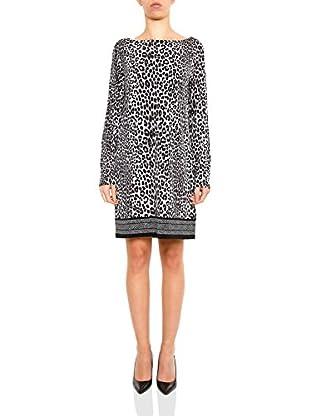 Michael Kors Kleid Panther Boatneck Dress
