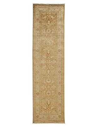 Darya Rugs Fine Oushak Oriental Rug, Beige, 2' 5