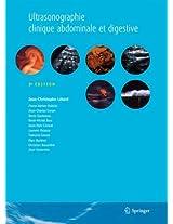 Ultrasonographie clinique abdominale et digestive