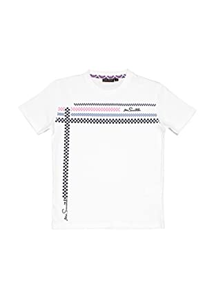 John Smith Camiseta Manga Corta Solo (Blanco)