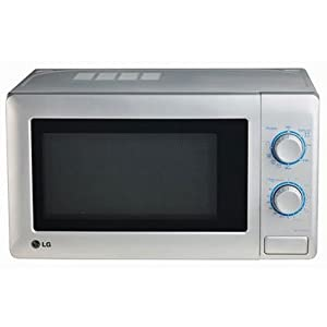 LG MH-4029US Grill 20 Liters Microwave Silver