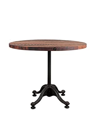 Industrial Chic Reclaimed Wood Table