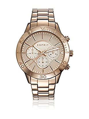 Esprit Orologio al Quarzo Woman Spring Rose Gold 38 mm