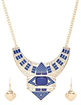 BGS Metal Alloy Necklace Set For Women