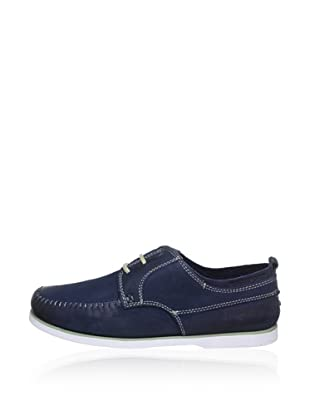 Rockport Zapatos Casual Eye Cas Cs3 (Azul / Verde)