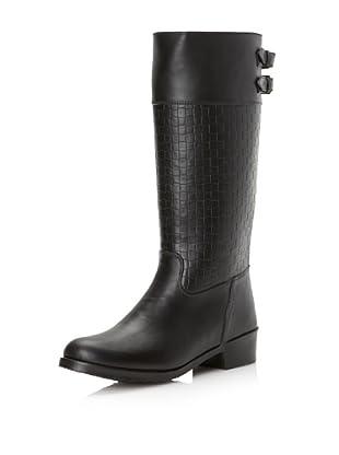 däv Women's Thatcher Knee-High Boot (Black)