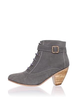Fiel Women's Bellamy Mid-Heel Boot (Grey)
