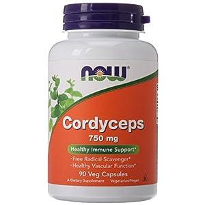 Now Foods, Cordyceps, 750 mg, 90 Veggie Caps