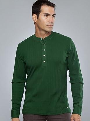 Armand Basi Jersey Acanalado (verde esmeralda)
