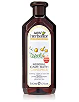 Bellmira Herbaflor Herbal Bath, Camomile, 17-Ounce