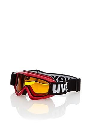 Uvex Máscara Snowfire (Rojo Oscuro Brillo)