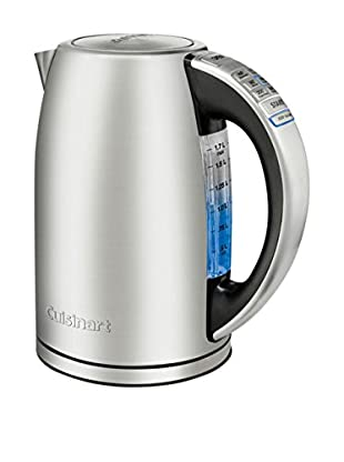 Cuisinart PerfecTemp 1.7-Liter Stainless Steel Cordless Electric Kettle