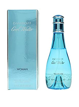 DAVIDOFF Eau de Toilette Damen Cool Water 100 ml, Preis/100 ml: 32.95 EUR