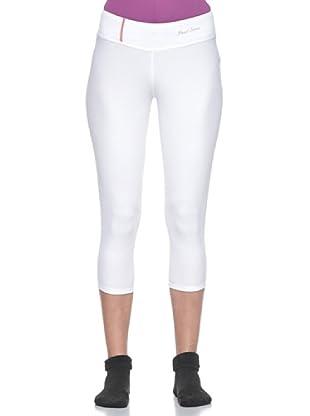Pearl Izumi Calzamaglia Intima 3/4 W Tran (Bianco)