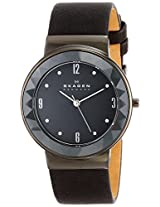 Skagen End-of-Season Leonora Analog Grey Dial Women's Watch-SKW2224