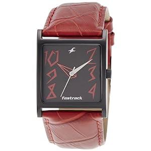 Fastrack NE9735NL01A Women's Leather Watch