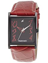 Fastrack NE9735NL01A Women's Leather Watch