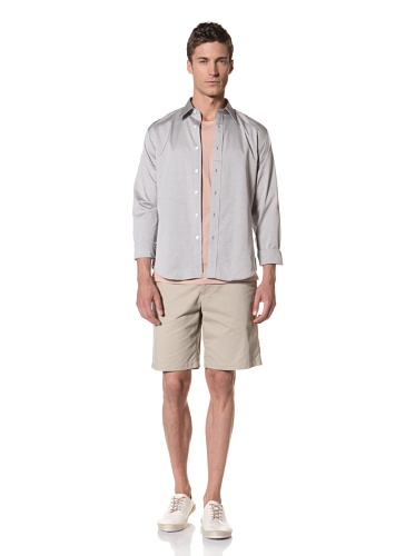 Hyden Yoo Men's Shirt (Grey)