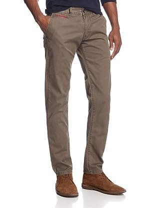 Union Jeans Men's Camano Chino (Tree Bark)