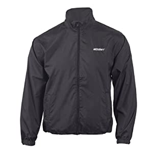 Wildcraft Black W Trainer Wind Resistant Single Layer Jacket