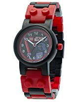 Lego Kid's Star Wars Darth Vader Watch
