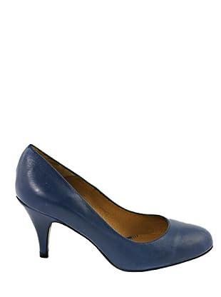 Eye Shoes Zapatos (Azul Oscuro)