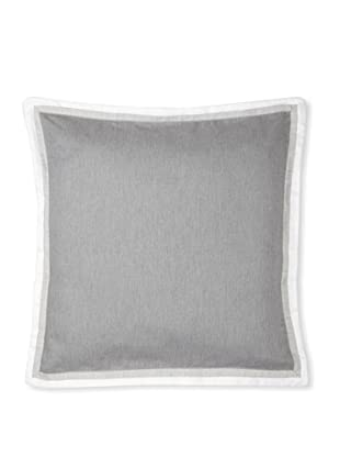 Belle Epoque Horizon Pillow, White/Grey