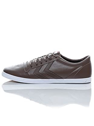 Hummel Zapatillas Ten Star Classic (Marrón)
