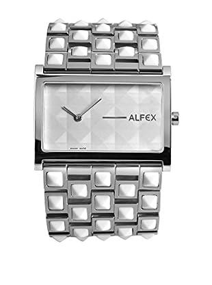 Alfex Quarzuhr 40 mm Metall