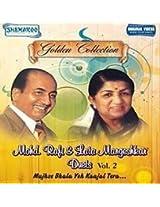 Golden Collection: Mohd. Rafi / Lata Mangeshkar Duets Vol. 2