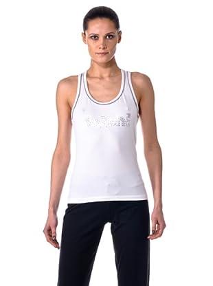 Camiseta Tirantes Lucía (Blanco)