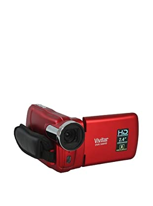 Vivitar DVR558HD-RED-INT Videocámara digital (2,2