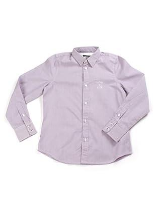 Datch Dudes Camicia (Viola/Bianco)