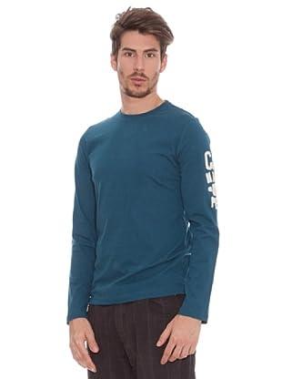 Timeout Camiseta ML (azul profundo)