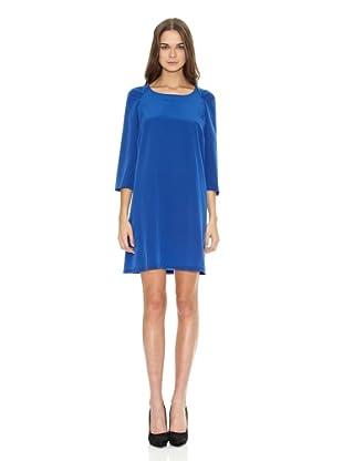 Mango Kleid Pepi (Blau)