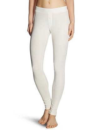 ESPRIT Bodywear Damen Schlafanzugshose S1767/RIB SING.STYLES (Elfenbein (RG))