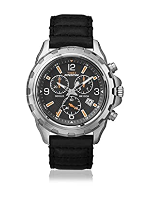 TIMEX Reloj de cuarzo Man Expedition Rugged Chronograph Negro 45 mm