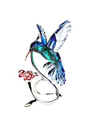 Swarovski Hummingbird Paradise Figurine