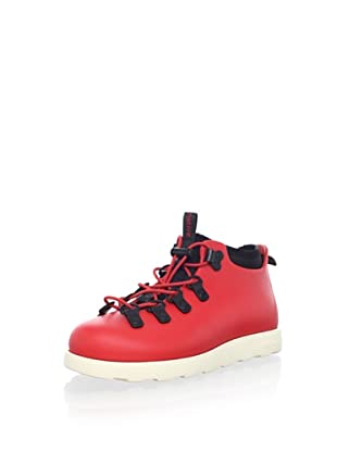 Native Kid's Fitzsimmons Boot (Toddler/Little Kid) (Torch Red)