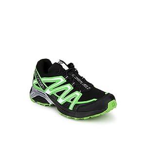 Xt Hornet Mountain Trail Black Running Shoes