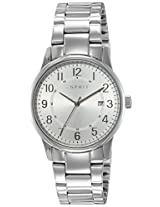 Esprit ES Gentle Ultimate Day Analog White Dial Men's Watch - ES108701005