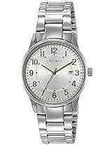 Esprit ES Gentle Ultimate Day Analog White Dial Men's Watch - ES108701005