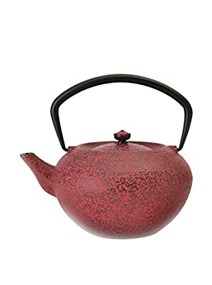 BergHOFF Studio 1.32-Qt. Cast Iron Teapot, Red