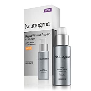 Neutrogena Rapid Wrinkle Repair Day Moisturizer With SPF 30