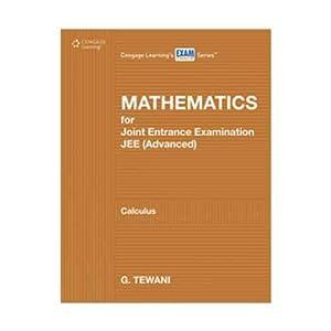 Mathematics for JEE (Advanced): Calculus